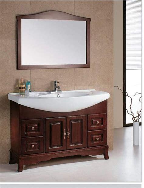 real wood vanity bathroom vanity solid wood paperblog