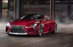 Lc Autos : lexus lc 500 luxury coupe to debut at detroit auto show ~ Gottalentnigeria.com Avis de Voitures