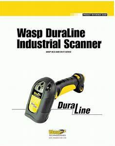 Wasp Duraline Wls 8400 Fz Manuals