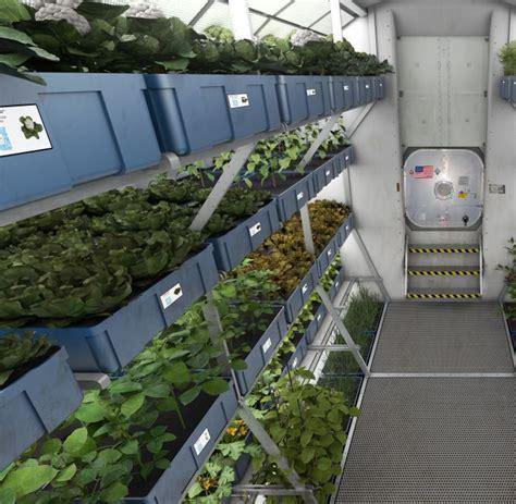 On The Menu For Nasa Astronauts