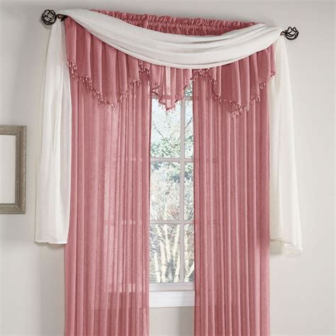 crushed voile curtain scarf the 94 best images about voiles and net curtains on
