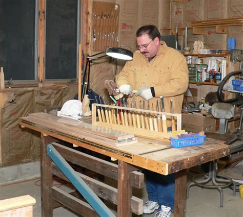 portable wood carving bench plans diy  plans
