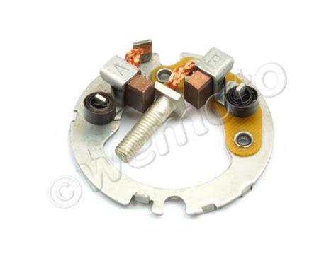 honda cbf 1000 a7 a8 abs 07 08 starter motor carbon brush and holder parts at wemoto