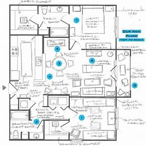 The Images Collection of Showroom layout floor plan design
