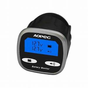 Aopec 12v Dual Battery Monitor Management System 250a