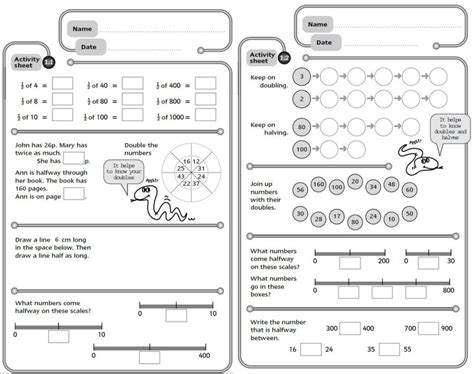math worksheets for multiplication lesson