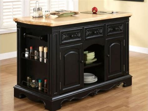 Must Have Kitchen Island Portable Design For Easy Kitchen