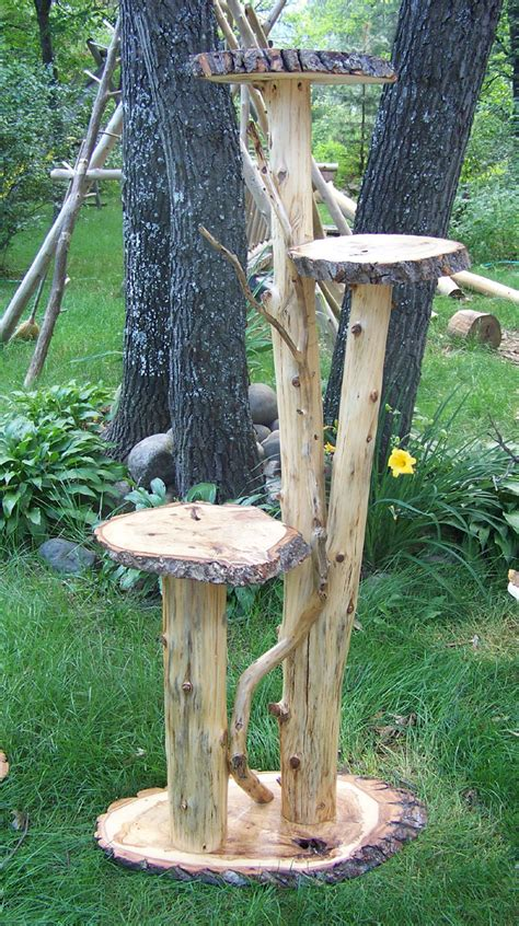patio plant stand ideas diy plant stand multi level plant stand made from fallen