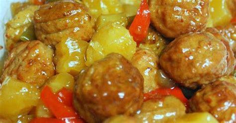 crockpot hawaiian meatballs frozen leveon bell  fingers