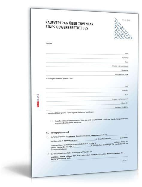 kaufvertraege vertraege dokumente vorlagen