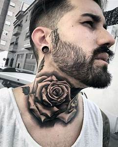 17 Best images about neck tattoo men on Pinterest