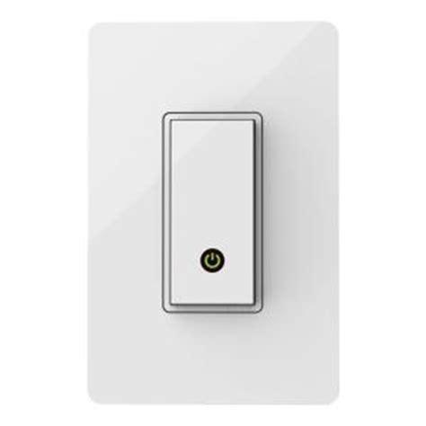 wireless light switch home depot belkin wemo wireless light switch f7c030fc the