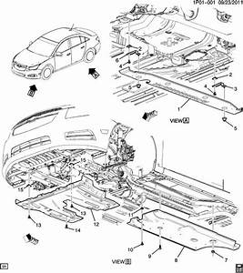 Diagram Of Underside Of Car