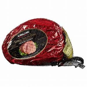 Kirkland Signature Ham Cooking Instructions