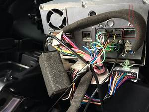 Mmcs Rear Camera Wiring Help - Mitsubishi Forum