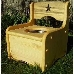 Childrens Wooden Potty Chairs by Solid Wood Potty Chair Usa Made Children S Potty Chair