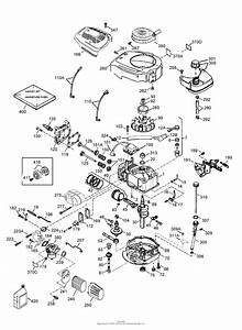 Toro Lawn Mower Engine Diagram