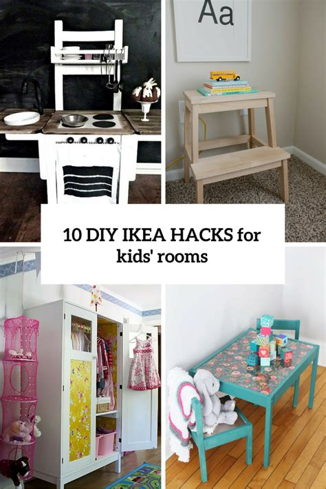 Bedroom Diy Hacks by 10 Diy Ikea Hacks For Rooms Cover Ikea Hack Diy