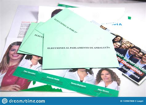 propaganda government elections andalusian junta