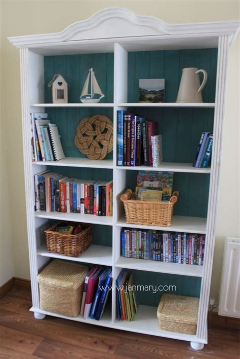 1000+ Ideas About Bookcase Makeover On Pinterest