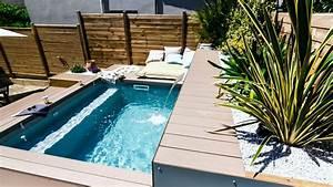 Mini Pool Terrasse : piscine coque moins de 10m2 ~ Orissabook.com Haus und Dekorationen