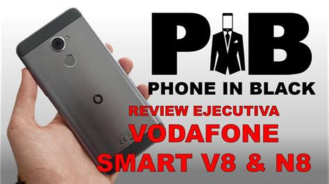 review ejecutiva smartphone vodafone smart n8 vodafone