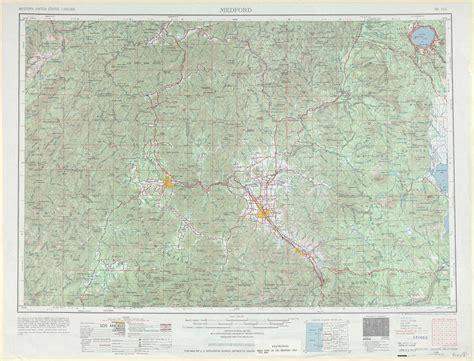 medford topographic maps  usgs topo quad