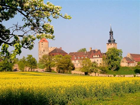 Burg Querfurt (bei Hallesaale) › Burgen, Saalekreis