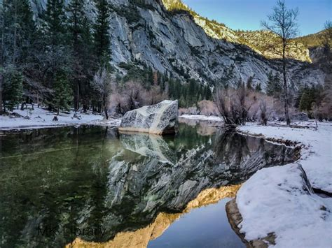 Spectacular Sights In Yosemite That Are Easily Walkable