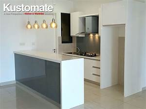 Modern Cabinets Design & Build For Condominium KUSTOMATE