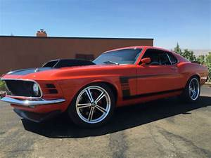 1970 Ford Mustang BOSS 429 Restomod Pro-Touring w/ Kaase 529 Stroker! for sale - Ford Mustang ...