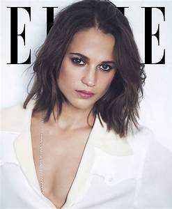 Alicia Vikander - ELLE Magazine US September 2017