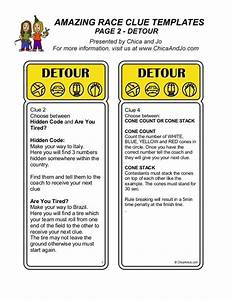 amazing race clues template pictures to pin on pinterest With the amazing race clue template
