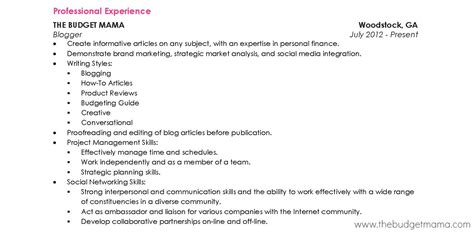 what should be included in a resumes what a resume should contain resume ideas