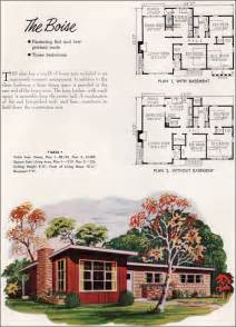 Mid Century Modern Small House Plans