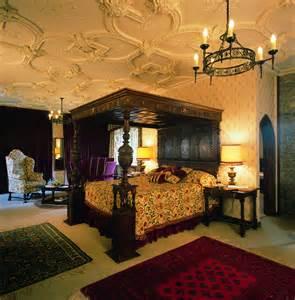London Themed Bedroom by Thornbury Castle Tudor Castle Now 4 Hotel Near Bristol