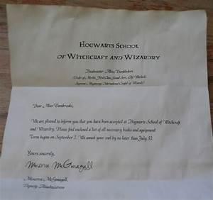 purple sage creations diy harry potter party ideas plus With make hogwarts acceptance letter