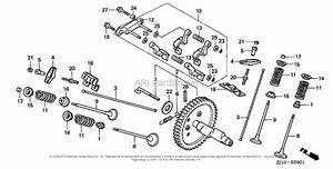 Honda Engines Gx620k1 Qab Engine  Jpn  Vin  Gcad