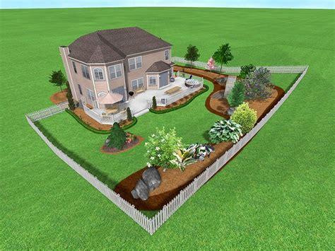 yard layout ideas best 25 large backyard landscaping ideas on pinterest large backyard front yard tree ideas