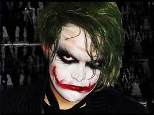 The Joker - Dark Knight - Makeup Tutorial! - YouTube