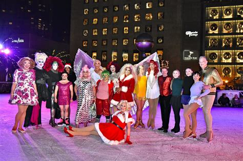 Drag Queens on Ice 2019 | Union Square