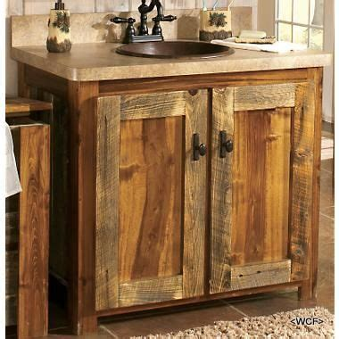 reclaimed barn wood bathroom sets barn wood bathroom