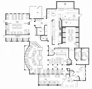 Open kitchen restaurant layout afreakatheart for Italian restaurant floor plan