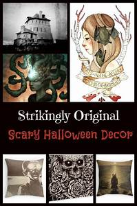 Get Your Halloween Scare On With Super Spooky Decor You