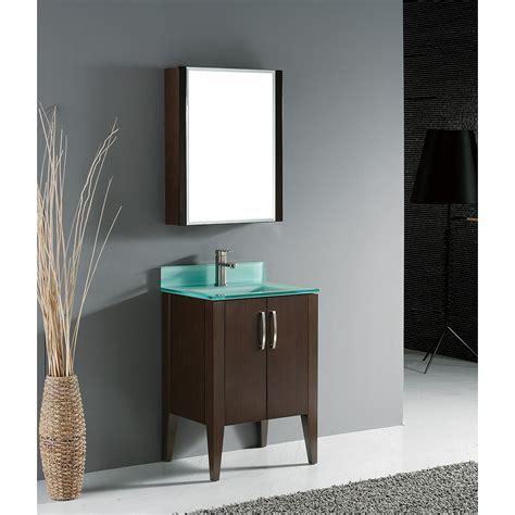 madeli caserta  bathroom vanity  glass basin walnut  shipping modern bathroom