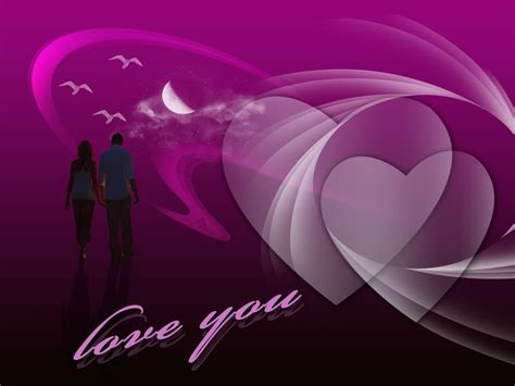 3d Love Hd Wallpapers