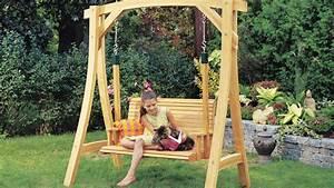 une belle balancelle au jardin belle renovation et With modele de jardin moderne 5 balancelle de jardin design quelle est la meilleure