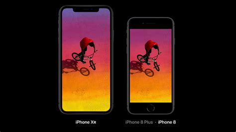 the iphone xr vs iphone 8 will convince you to use that upgrade asap