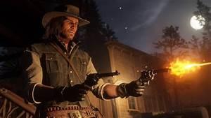 Red Dead Redemption 2 Des Nouvelles Images Qui Dfoncent