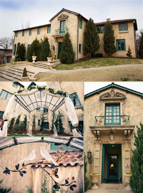 dresser mansion wedding tulsa